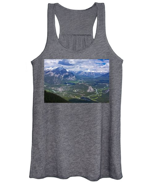 Above Banff Women's Tank Top