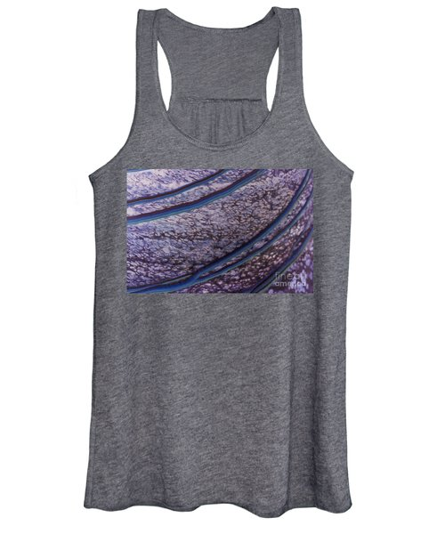 Abstract Lines. Women's Tank Top