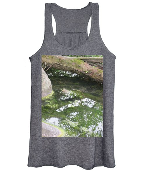 Abstract Nature 3 Women's Tank Top