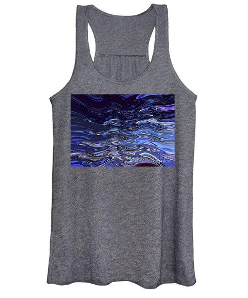 Abstract Reflections - Digital Art #2 Women's Tank Top