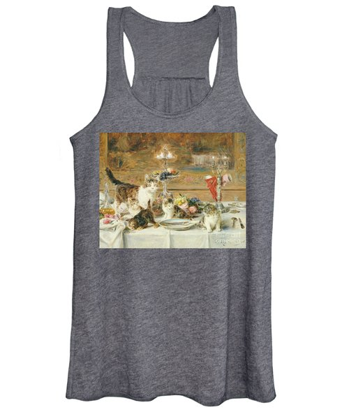 After Dinner Guests Women's Tank Top
