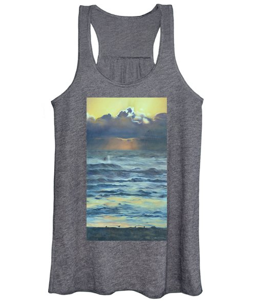 After The Storm Women's Tank Top