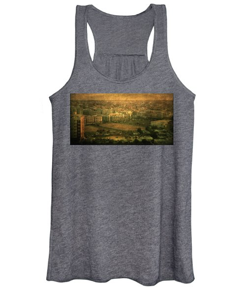 Al-khobar On Texture Women's Tank Top