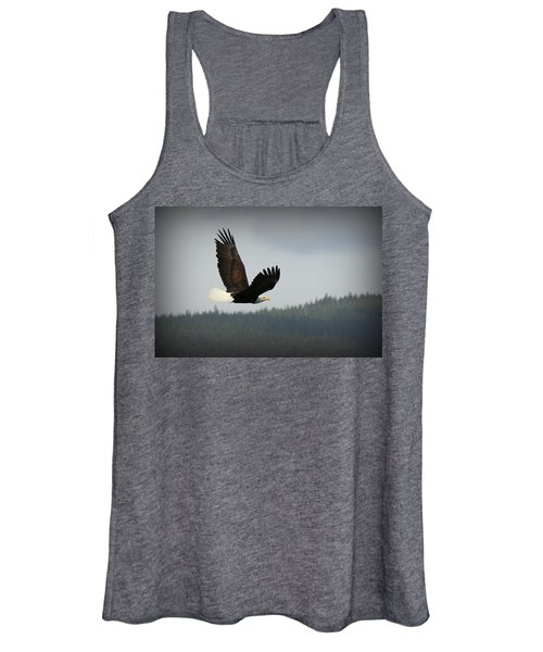 Alaskan Flight Women's Tank Top