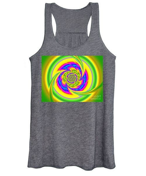 All The Colours Women's Tank Top