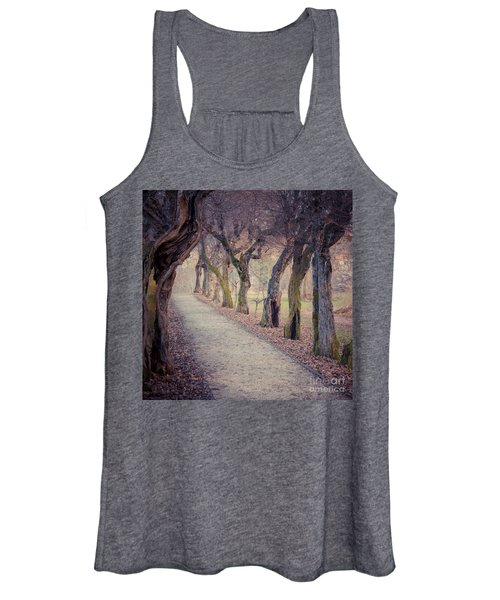 Alley - Square Women's Tank Top