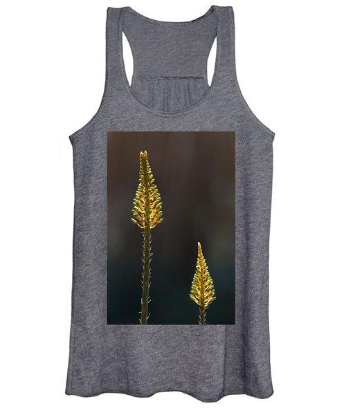 Aloe Plant Women's Tank Top