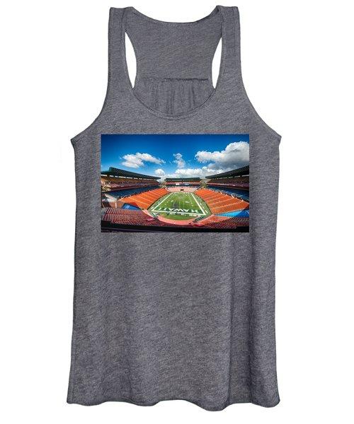 Aloha Stadium Women's Tank Top