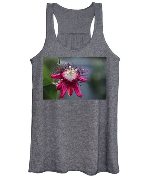 Amazing Passion Flower Women's Tank Top