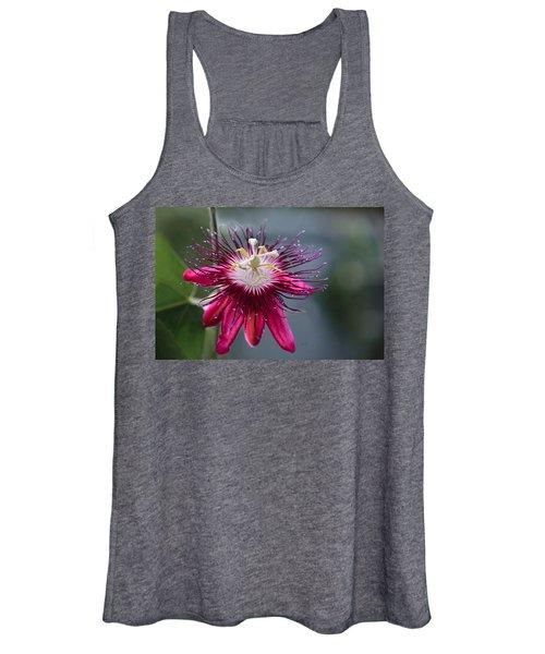 Amazing Passion Flower Women's Tank Top