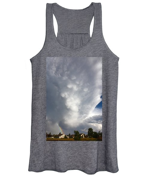 Amazing Storm Clouds Women's Tank Top
