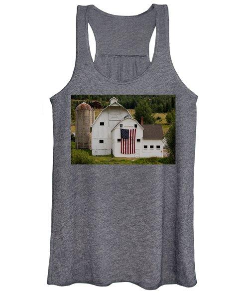 Americana Women's Tank Top