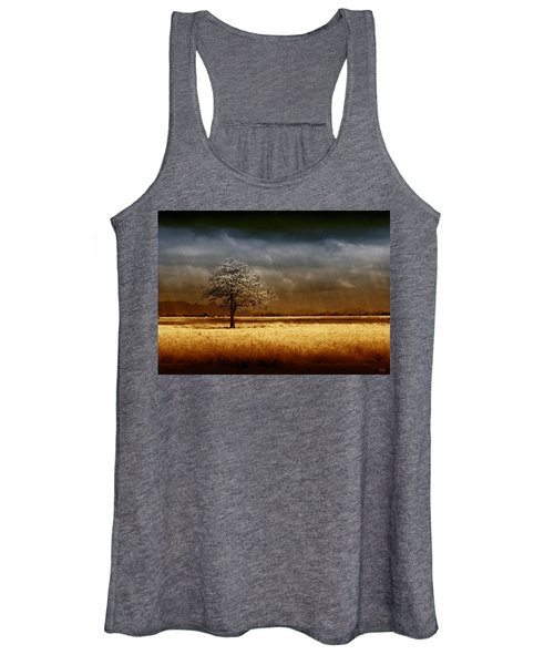 And The Rains Came Women's Tank Top