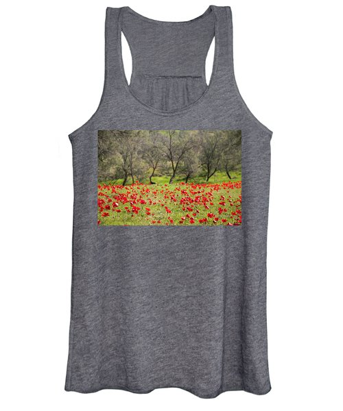 At Ruchama Forest Israel Women's Tank Top