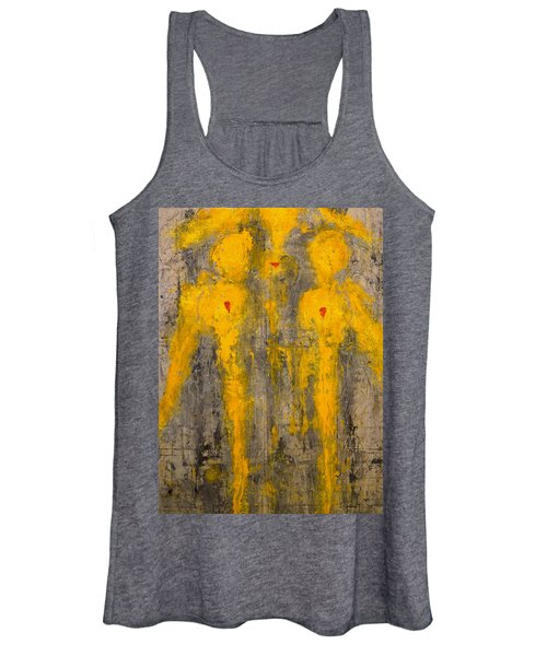 Angels I Have Seen Women's Tank Top