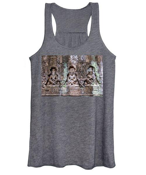 Angkor Wat Women's Tank Top