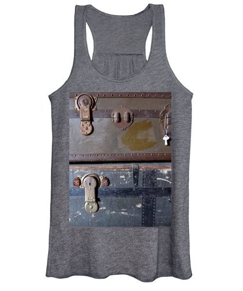 Antique Trunks 5 Women's Tank Top