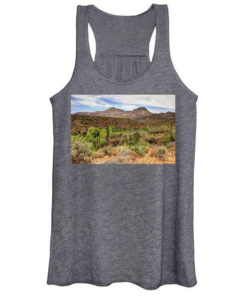 Arizona Springtime Women's Tank Top