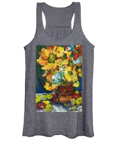 Arizona Sunflowers Women's Tank Top