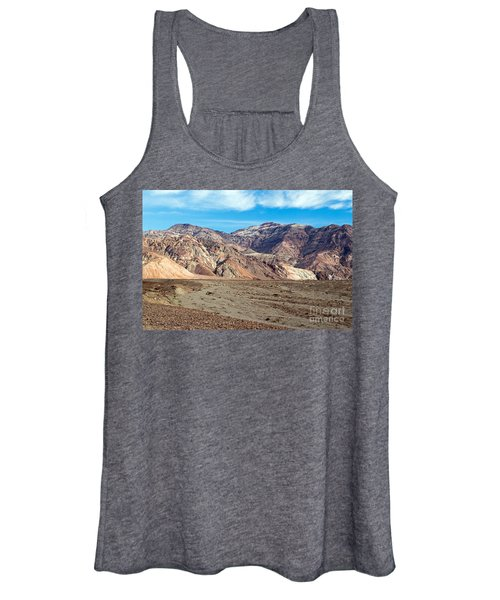 Artist Drive Death Valley National Park Women's Tank Top