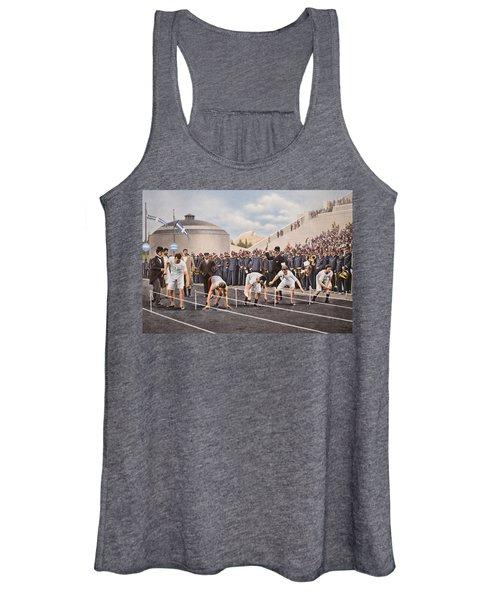 Athens 1896 Women's Tank Top