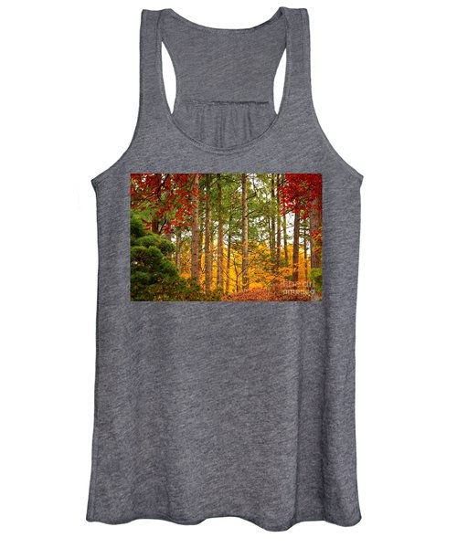Autumn Canvas Women's Tank Top