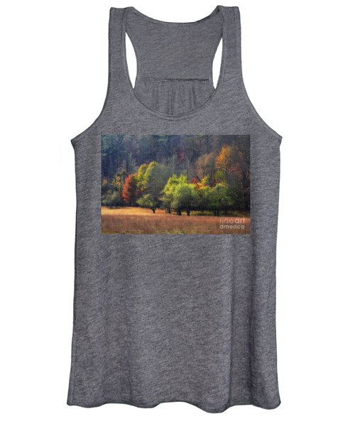 Autumn Field Women's Tank Top