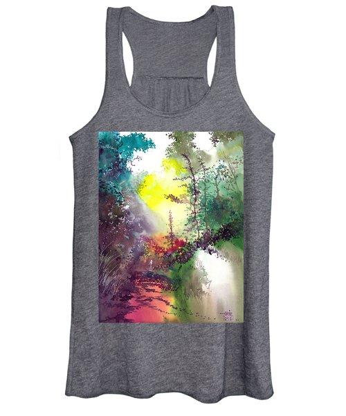 Back To Jungle Women's Tank Top