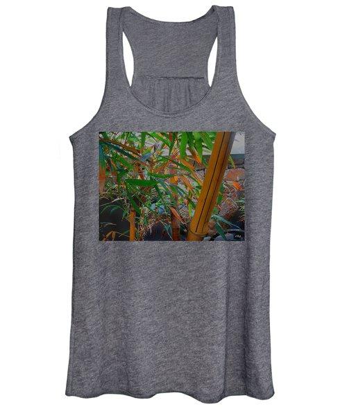 Bamboo Garden Women's Tank Top