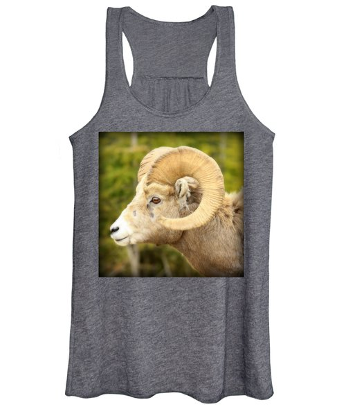 Banff Bighorn Women's Tank Top