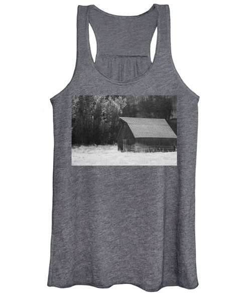 Barn Out West Women's Tank Top