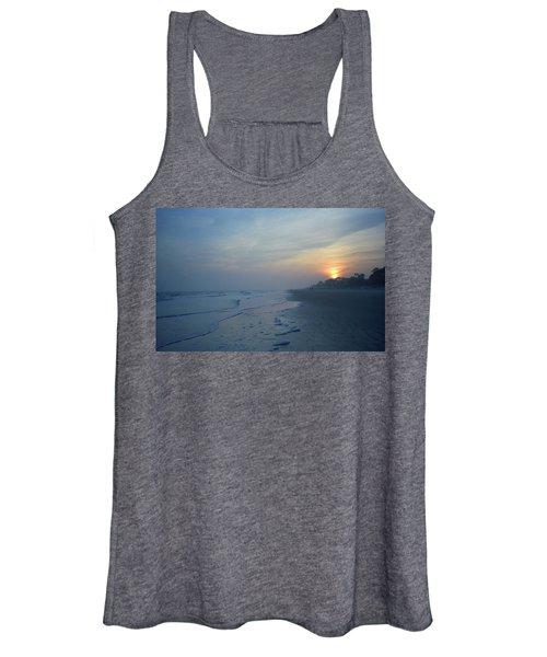 Beach And Sunset Women's Tank Top