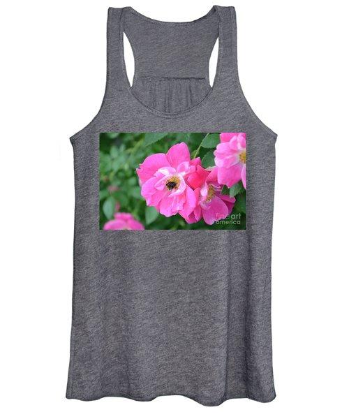 Bee Rosy Women's Tank Top