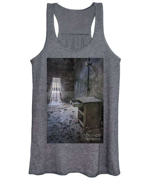 Behind The Bars Women's Tank Top