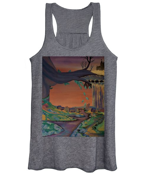 Behold The Seed Women's Tank Top