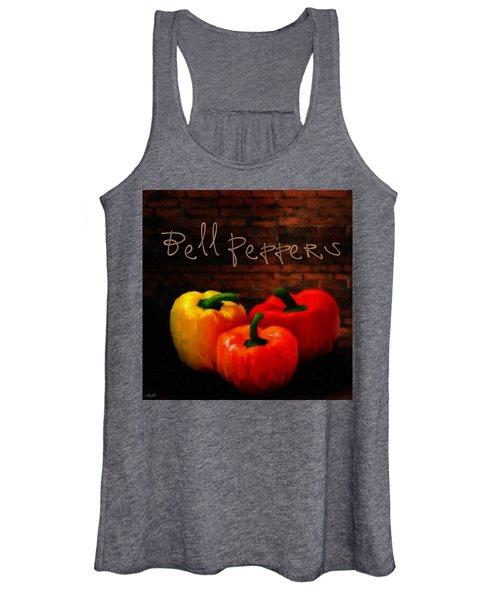 Bell Peppers II Women's Tank Top