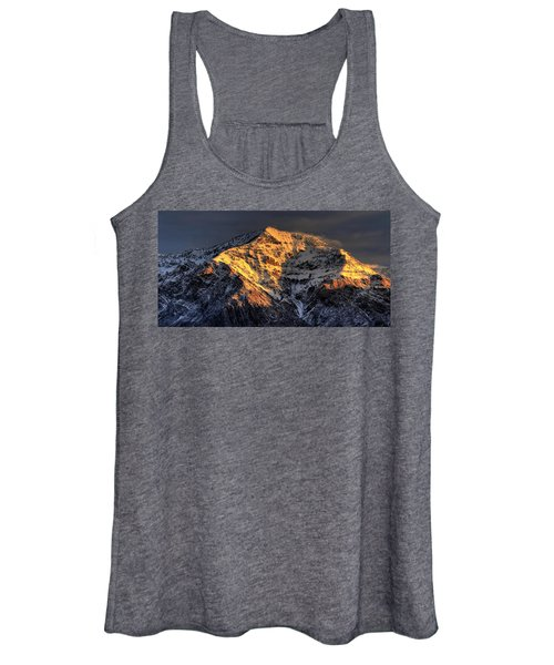 Ben Lomond Sunrise Women's Tank Top