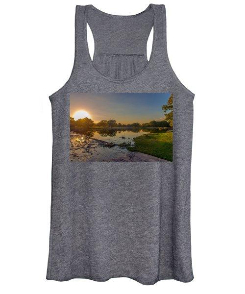 Berry Creek Sun Set Women's Tank Top