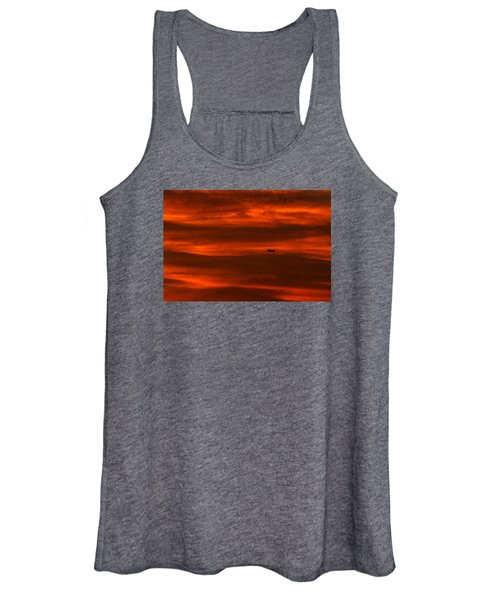 Beyond Now By Denise Dube Women's Tank Top