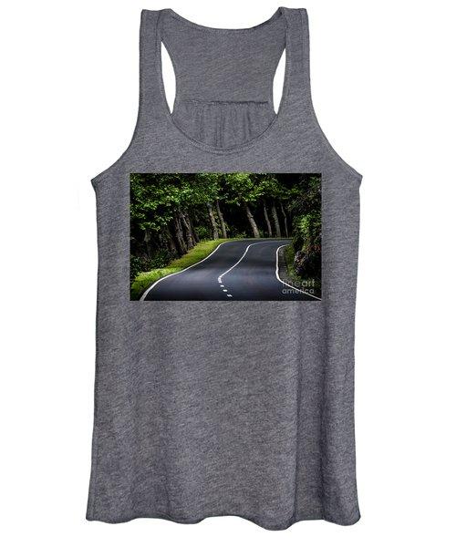 Big  Road Women's Tank Top