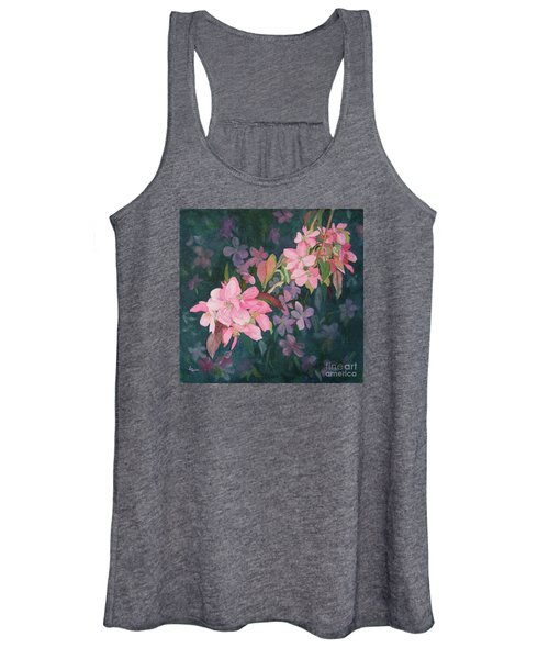 Blossoms For Sally Women's Tank Top