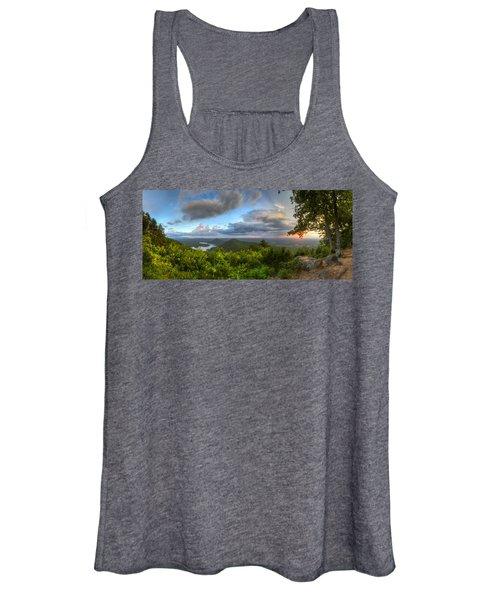 Blue Ridge Mountains Panorama Women's Tank Top