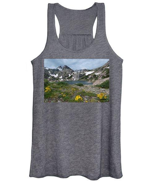 Bluebird Lake - Colorado Women's Tank Top