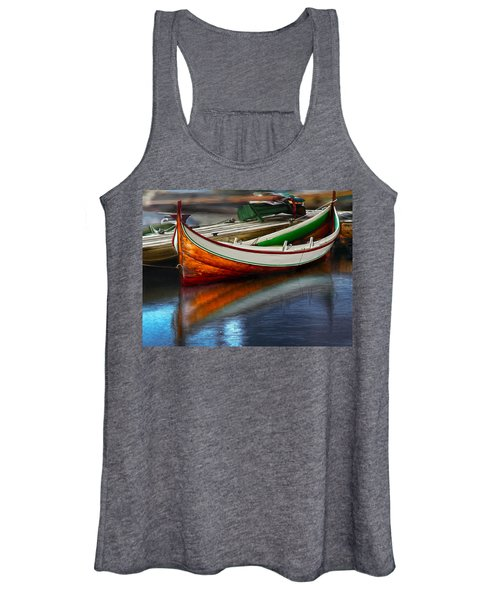 Boat Women's Tank Top