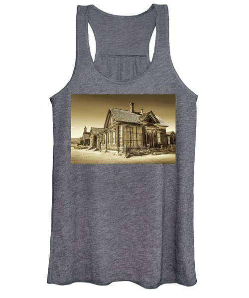Bodie Ghost Town Women's Tank Top