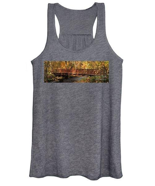 Bridge On Big Chico Creek Women's Tank Top
