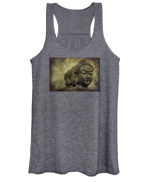 Buddha Bronze Women's Tank Top