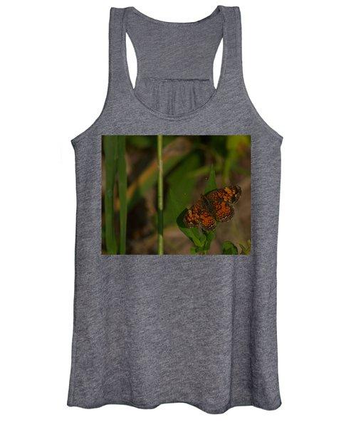 Butterfly 10 Women's Tank Top
