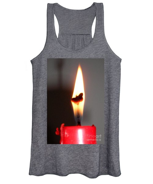 Butterfly Flame Women's Tank Top