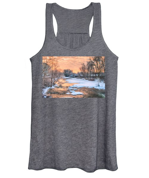 By The Old Mill Women's Tank Top